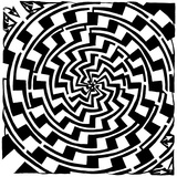 Gradiant Tunnel Swirl Maze