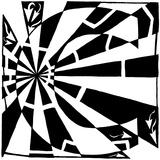 Maze of Uppercase C