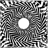Psychedelic Swirly Maze Mazes Optical Illusio