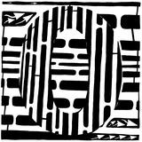 Number Zero 0 Maze