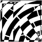 Maze of Uppercase K