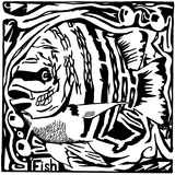 F is for Fish Maze