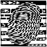 Finger Print Scanner Maze
