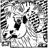 G is for Goat Maze
