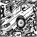 C is for Car Maze