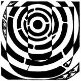 Maze of Uppercase U