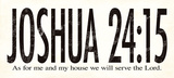 Joshua 24:15