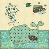 Alphabet Whale