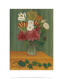 Flowers in a Vase  1901-02