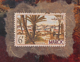 Maroc Stamp
