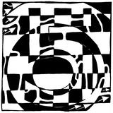 Number Five 5 Maze