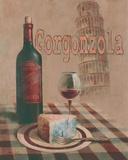 Gorgonzola-Pisa