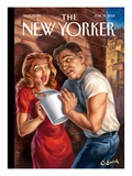 The New Yorker Cover - June 18  2012