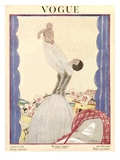 Vogue Cover - January 1922