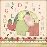 Alphabet Elephant