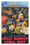 Great Barrier Coral Reef c1933