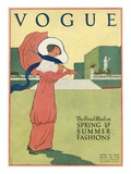 Vogue Cover - April 1912