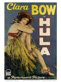 Clara Bow Hula  Paramount Picture c1927