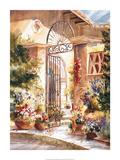 A Courtyard Gate