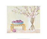 Cherry Blossoms And Plums