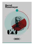 Bernard Rosemeyer Poster