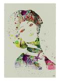 Dancer Watercolor 7