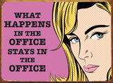 What Happens Office