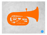 Orange Tuba 2