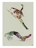 Ballet Watercolor 3