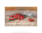 Strawberries  c 1905