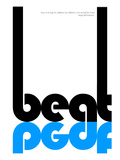 Beat Poster