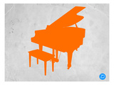 Orange Piano