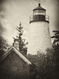 The Dice Head Lighthouse in Maine
