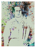 Paul Newman Watercolor