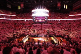 Miami  FL - June 17: General view of the arena before Game Three of the 2012 NBA Finals
