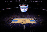 Oklahoma City  OK - June 12: A general view in the first quarter as the Oklahoma City Thunder take