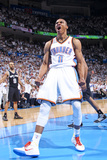 Oklahoma City  OK - June 6: Russell Westbrook