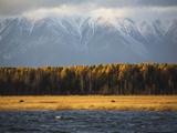 Lake Baikal  Siberia