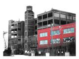 Old Building In Detroit 1