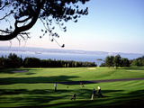 The Royal Belfast Golf Club on the Shores of Belfast Lough