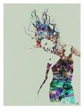 Dancer Watercolor 2