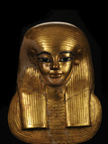 The Funerary Mask of Tut's Great-Grandfather  Yuya