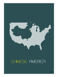 Chinese America Poster