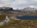 Hemsedalsfjella  Sogn Og Fjordane  Norway  Scandinavia  Europe