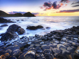 Giant&#39;s Causeway in Northern Ireland