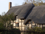 Anne Hathaway's Cottage  Home of William Shakespeare's Wife  Shottery  Strratford-Upon-Avon  Warwic