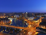 Dusk View over Belfast
