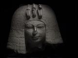 A Granite Statue of Tut's Grandmother  Queen Tiye