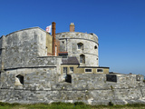 Calshot Castle Fort  Solent  Hampshire  England  United Kingdom  Europe