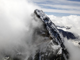 Matterhorn  Zermatt  Valais  Swiss Alps  Switzerland  Europe